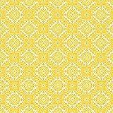Superfresco Easy Caravan Yellow Wallpaper 31-361 Vliestapete Mustertapete