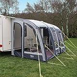 Elddis Xplore 304 Caravan Porch Awning Equinox 260 Charcoal