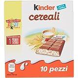 Kinder Cereali, 10 Pezzi