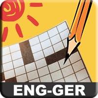 English - German Crossword