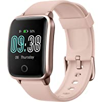 Smartwatch, KUNGIX Orologio Fitness Tracker Uomo Donna, Smart Watches Impermeabile IP68…