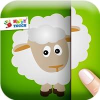 Tiermixer Kinderspiel (von Happy Touch Kinderspiele)