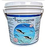 Pond Master Water & Soil Probiotics for Aquaculture Natural Pond and Bio Floc RAS