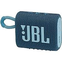 JBL GO 3 Speaker Bluetooth Portatile, Cassa Altoparlante Wireless con Design Compatto, Resistente ad Acqua e Polvere…