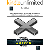 Cancel An Order On Amazon Not Yet Shipped: How to cancel a kindle book and prime order with screenshots: including tips…