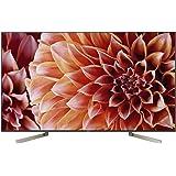 Sony KD-55XF90 telewizor BRAVIA (55 cali), Android TV, 4K HDR, Ultra HD, Smart TV) ze sterowaniem głosem, czarny, KD-55XF9005
