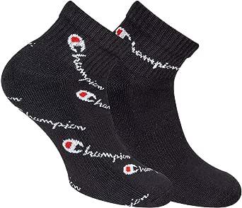 Champion 2 Pairs Unisex Ankle Socks Fashion Logo