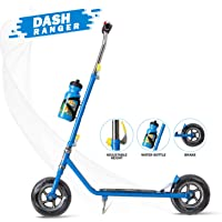 DASH 2 Wheel Heavy Duty Scooter for Boys | Kids, Skate Scooter for Kids with bottel Stand, 3 Level Adjustable Height and…