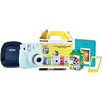Fujifilm Instax Mini 9 Joy Box (Ice Blue)