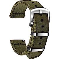 Ullchro Nylon Cinturini Orologi Alta qualità Orologi Bracciale Militari Esercito - 18mm, 20mm, 22mm, 24mm Cinturino…