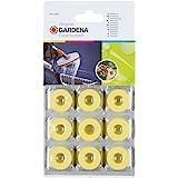 GARDENA Cleansystem-Shampoo: Cirkelvormige reinigingsringen voor de zachte reiniging van laklagen en kunststofoppervlakken, g