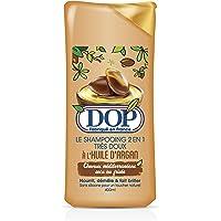 DOP Shampooing 2 en 1 Très Doux à l'Huile d'Argan, Le Flacon de 400ml