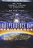 Independence Day Resurgence 3D BD [Blu-ray] [2017]