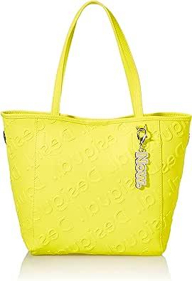 Desigual Damen Pu Shopping Bag, U