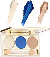 Myglamm All Eye Need All That Jazz Eyeshadow, Aquatic Blue/Tan Blue