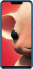 HUAWEI P Smart + Dual-Sim Smartphone BUNDLE (Display 16cm (6,3 Zoll), 64GB Speicher, 4GB RAM, Android 8.1) Iris Purple + gratis Intenso 16 GB Speicherkarte [Exklusiv bei Amazon] - Deutsche Version