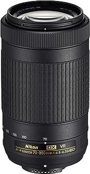 Nikon AF-P DX NIKKOR 70-300mm f/4.5-6.3G ED VR Lens 20062B - (Generalüberholt)
