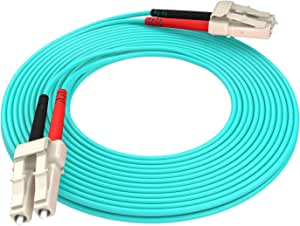 Aixo Ntec Lwl Patch Cable 10g Gigabit Fibre Optic Lc Lc Computers Accessories