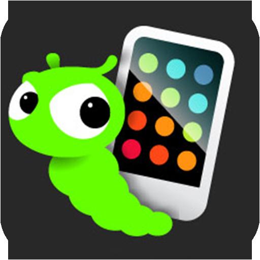 Glow Worm: Eat Dots