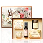 Kama Ayurveda Signature Essentials Gift Box for Her, 270g (Set of 5)
