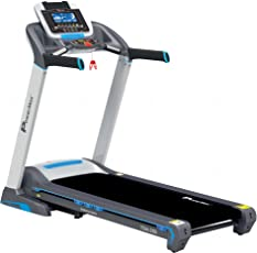 Powermax Fitness TDA-350 (3.0 Hp) Motorized Treadmill for Cardio Workout