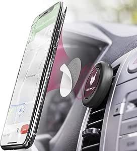 Mobilefox Universal Auto Magnet Handy Lüftungs Gitter Halterung Smartphone Halter Kfz Pkw Elektronik