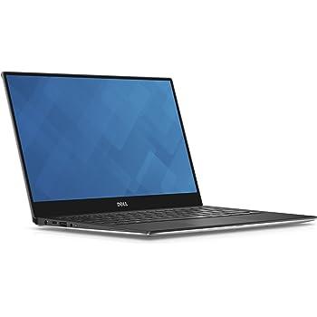 """Dell XPS 13 9360 - Ordenador portátil de 13.3"""" Full HD (Intel Core i5-7200U, 8 GB de RAM, SSD de 256 GB, HD Graphics 620, Windows 10 Pro) Plateado - teclado QWERTY Español"""