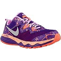 Nike Dual Fusion Trail Lava GS, Scarpe da Corsa Donna