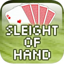 Sleight of Hand - Magic Card Trick