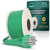 kanoo® Cable delimitador para robot cortacésped, universal, cable de limitación de cobre de calidad, cable para cortacésped H