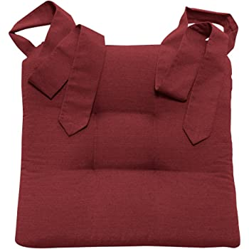 sleepling 190201 basic 20 bequemes stuhlkissen sitzkissen f r indoor und outdoor 4er set. Black Bedroom Furniture Sets. Home Design Ideas