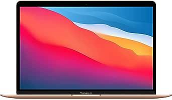 """Apple MacBook Air con Chip Apple M1 (13"""", 8GB RAM, 256GB SSD) - Oro (novembre 2020)"""
