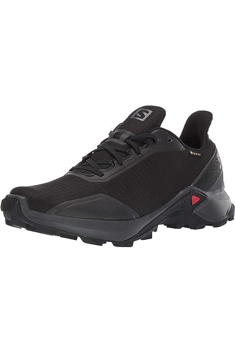 Salomon Alphacross, Zapatillas de Trail Running para Hombre, Gris ...