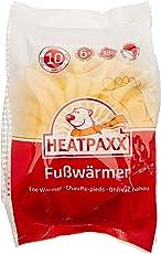 HeatPaxx Fußwärmer 10-er Vorteilspack, transparent, M
