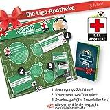 Geschenk-Set: Die Liga-Apotheke für Werder-Fans | 3X süße Schmerzmittel für SV Werder Bremen Fans Fanartikel der Liga, Besser ALS Trikot, Home Away, Saison 18/19 Jersey