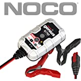 NOCO Genius G750EU 6V / 12V ,75 Ampères chargeur de batterie intelligent et mainteneur pour voiture et moto
