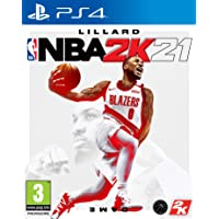 NBA 2K21 PS4 + DLC - Exclusivité Amazon (PS4)
