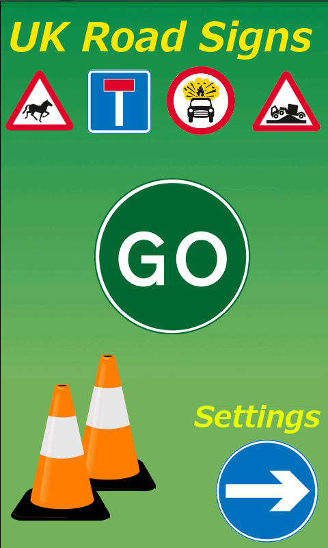 Uk Road Signs Amazon Co Uk Appstore For Android