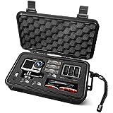 Lekufee Mini vattentätt bärväska för DJI Osmo Action Cam digitalkamera och fler tillbehör