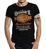 Design, T-Shirt zum 50. Geburtstag: Alles Original - Der Beste Jahrgang