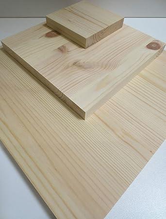Hervorragend Leimholzplatte Kiefer 18 mm Regalboden Möbelplatte Holz Massiv  DZ87