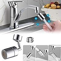 Aérateur de robinet robinet filtre anti-éclaboussures universel pour évier évier robinet amovible fixation pulvérisateur…