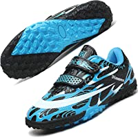 DIQUEQI Astro Turf Football Boots Boys Girls Football Trainers Soccer Athletics Training Shoes Teenager Outdoor Sport…
