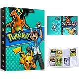 Pokemon-kaartenhouder, album map, boek, Pokemon verzamelalbum, Pokemon-kaarten album, 30 pagina's 240 kaarten capaciteit (bla