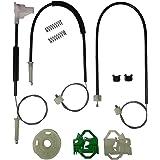 51338252393-51338252394 Kit reparaci/ón elevalunas el/éctrico Delantero Derecho o Izquierdo E39 Twowinds