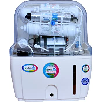 Aqua Soft 12 Liters Ro Uv System Water Purifier White