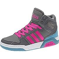 adidas Bb9tis Mid K, Basket Mixte Enfant