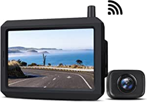 12 7 Cm Kabellose Rückfahrkamera Set Mit Digitalem Elektronik