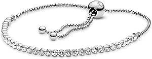 Pandora 590524CZ - Bracciale da donna con cinturino scintillante