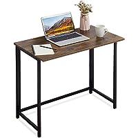 Schreibtisch, APOWE Faltbarer Schreibtisch Computertisch Bürotisch Arbeitstisch Klapptisch,Home Office Klappbar PC Tisch…
